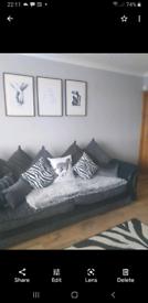 BARGIN4 seater and 2 seater sofa