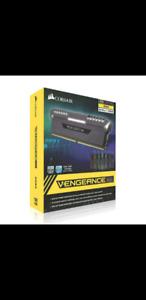 (New) (6) 16gb Corsair Vengence rgb RAM 3200mhz