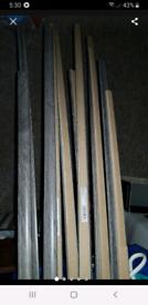 Scotia laminate flooring edging 10 lengths only