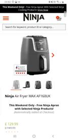 NinjaAir Fryer MAX AF160UK