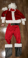 Nice Santa suit for rent