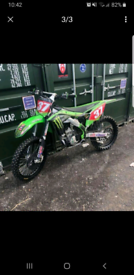 Used Kxf 250 for Sale | Motorbikes & Scooters | Gumtree
