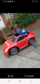 Kids electric car 12v 2 seater
