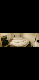 Double bed single room. Only August