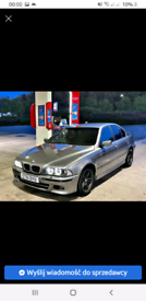 BMW E39 530i MSPORT START AND DRIVE GOOD CONDITION NO PROBLEM