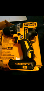 Dewalt brushless drill *new with box