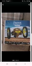 Minidrones jumping