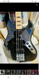 Fender jazz bass geddy lee