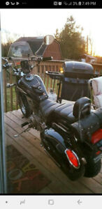 1986 suzuki savage 650 for sale or trade!!