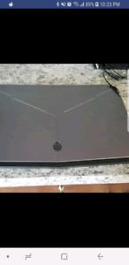 Alien ware laptop