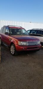 2006 Range Rover Sport 4.2 Supercharged engine