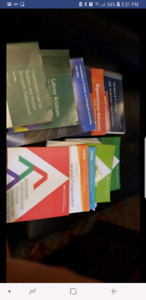 HUMAN RESOURCE MANAGEMENT BOOKS FOR SALE! MAC & MOHAWK COURSES.