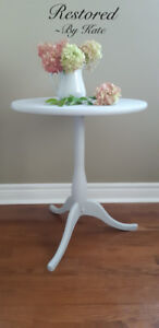 Wooden Accent/Side Table