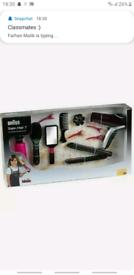 BraunMega Hairstyling Gift Set