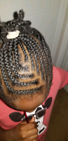 CORNROWS, BRAIDS, TWISTS FOR NATURAL HAIR