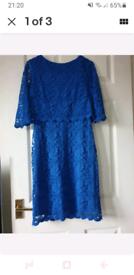 Royal Blue Dress size 16