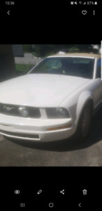 Ford Mustang 2008 Decapotable