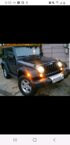 2013 Jeep Wrangler Low KM