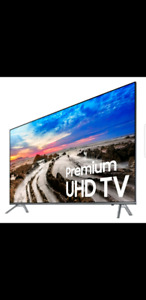 "Samsung 82"" 4K LED Smart TV BNIB"