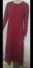 Indian maxi Long dress Abaya Standard size