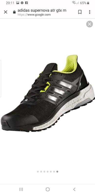 79d37c86b4fa0 Original Adidas Supernova gtx m Trainers Brand New