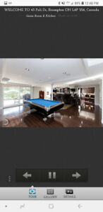 Pool Table + all accessories as well as