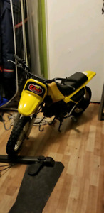 1981 Yamaha PW50 ( has papers ) with training wheels $700 OBO