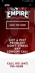 VIP pest control. Factual reviews attached
