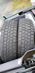 TIRES LT  AVALANCHE EXTREME 245 75 R 16