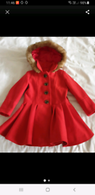 Girl's Coat by Mothercare