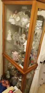 Corner Glass Shelf 140$ Mississauga , Erin Mills/QEW