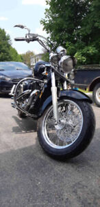 Honda Shadow Bobber | New & Used Motorcycles for Sale in Ontario