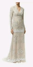 Needle and Thread Rose Embellished Dress