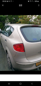Seat Altea 1.9 Diesel,CHEAP CAR