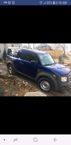 2004 HONDA ELEMENT IN EXCELLENT SHAPE WITH LOW KS