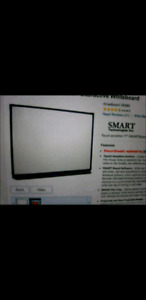 SMART Board interactive whiteboard *LARGE 77""