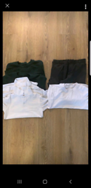 Boys school uniform bundle 7-8yrs £5