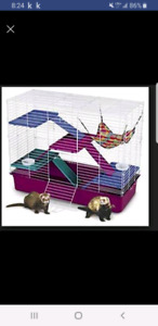 Super pet my first home XL cage