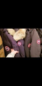 BUYING ALL CANADA GOOSE