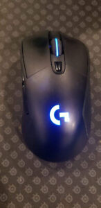 Logitech G703 Wireless RBG Gaming Mouse - North Battleford