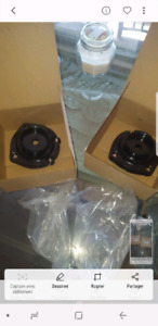 Top plate arriere neuf a vendre pour une toyota corrola 2001