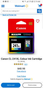 Canon color ink 241