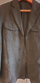 Men's massimo dutti jacket