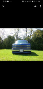 1988 Chevy 1500 350 small block 5-speed