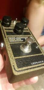 SolidGold FX Beta Overdrive