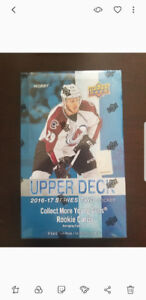 2016/17 UPPER DECK HOCKEY BOX SER 2 HOBBY POSSIBLE MARNER LAINE