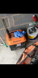 Panana. 240v 2 stroke generator.