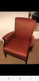 Armchair Parker Knoll chair MPK 749