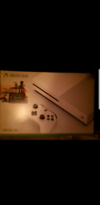 Xbox one s 500 gb only used twice