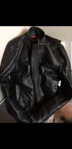 Womens Motorcycle Leather jacket